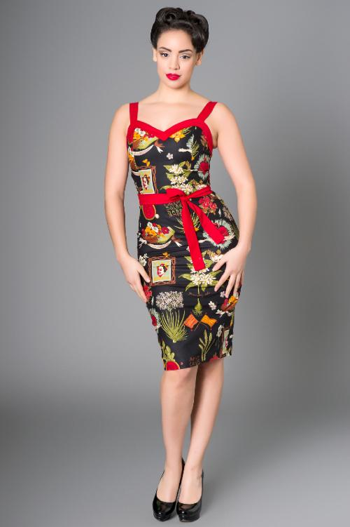 victory parade vintage dress