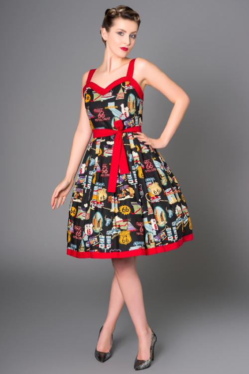 Victory Parade party dress