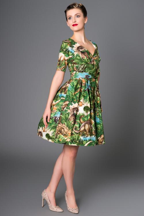 victory parade dresses for occasions A print for every personality with a style for every bodysha
